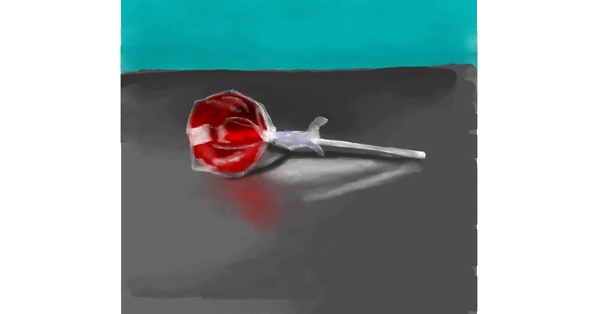 Lollipop drawing by JSim