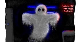 Ghost drawing by Neuralgia