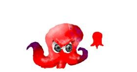 Octopus drawing by UwU Bonch