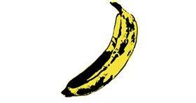Banana drawing by Helena