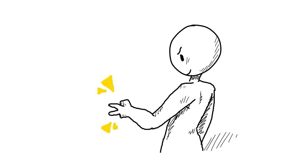 Scissors drawing by PISHCOT