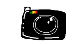 Drawing of Camera by HardEsT Boi