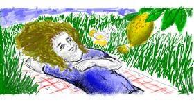 Lemon drawing by WindPhoenix