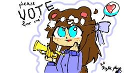 Trumpet drawing by 🍩Kylieplays🍨
