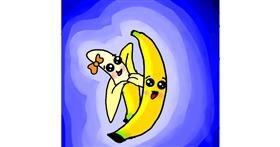 Drawing of Banana by 🔥SïBghAT🔥