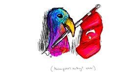 Drawing of Turkey by AAAAAAAAAAAAAAAAAAAAAA