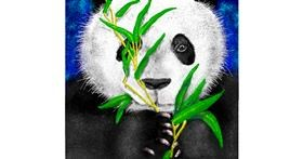 Bamboo drawing by JjjjjjJison