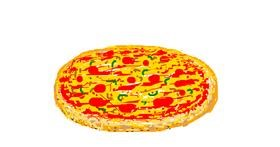 Pizza drawing by Renz
