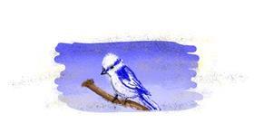 Bird drawing by TheDiamond