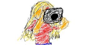 Drawing of Camera by 🐆Leopard Girl