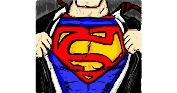 Superman Drawing Gallery And How To Draw Videos
