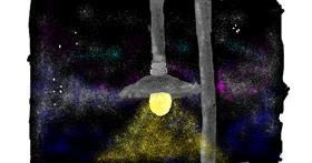 Lamp drawing by penutbutter lover
