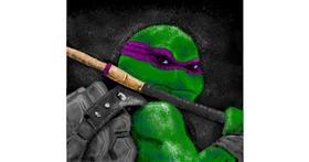 Tortoise drawing by JjjjjjJison