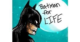 Superman drawing by ❤️greenjewel❤️