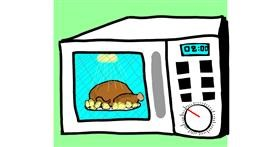 Microwave drawing by Zerous 👩🎤