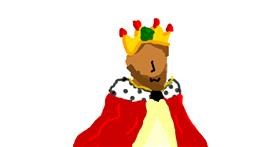 King drawing by Star