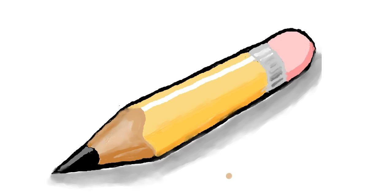 Pencil drawing by Debidolittle