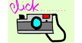 Drawing of Camera by Kasturi