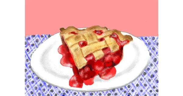 pie drawing by SAM 🙄AKA Margaret