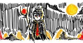 King drawing by aaaaaaaaaaaa