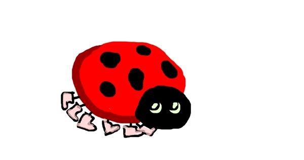 Ladybug drawing by mabs