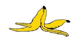 Banana drawing by Jenny