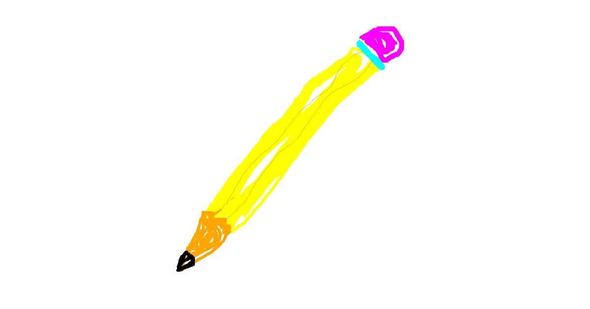 Pencil drawing by Tiffany