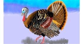 Drawing of Turkey by SAM AKA MARGARET 🙄