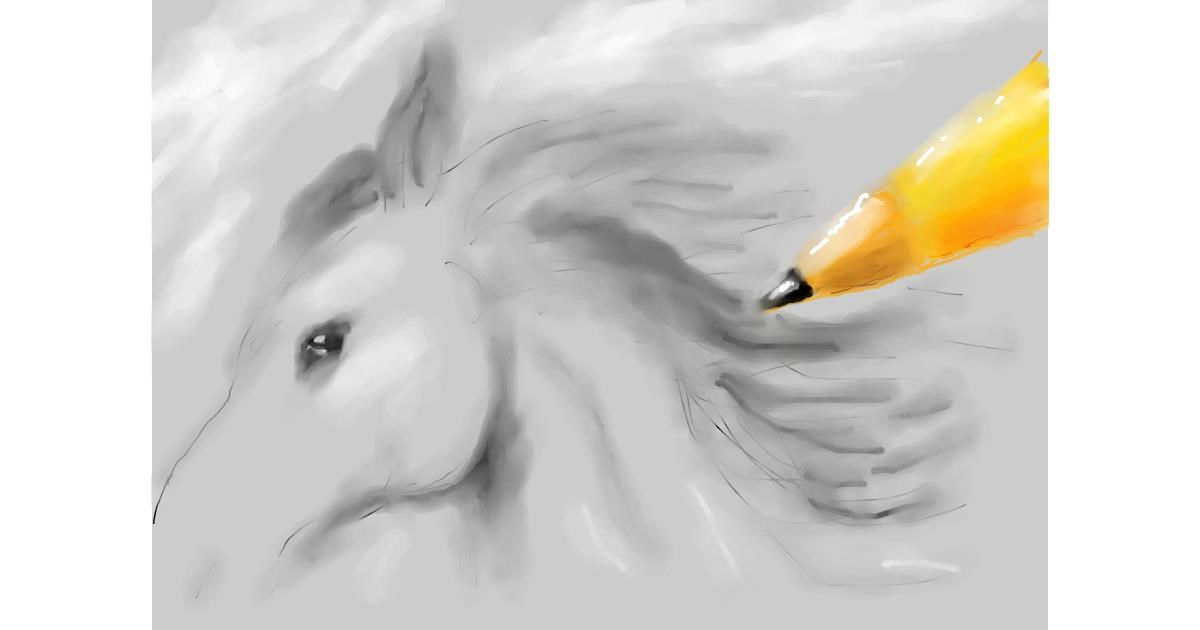 Drawing of Pencil by 🌈SunShine🐴🌻