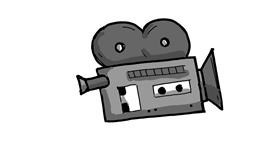 Drawing of Camera by ThasMe13