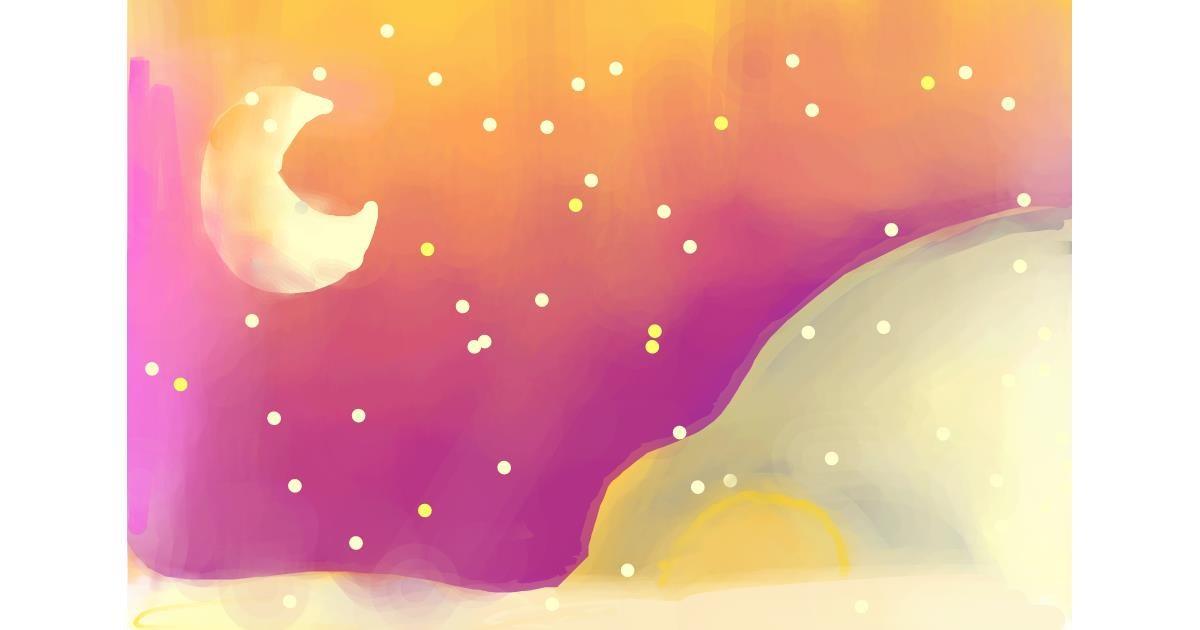 Igloo drawing by Hanniツ