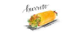 Burrito drawing by savannah