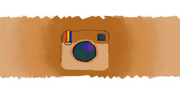 Camera drawing by 7y3e1l1l0o§