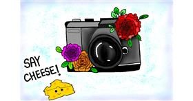 Drawing of Camera by Lollipop🍭
